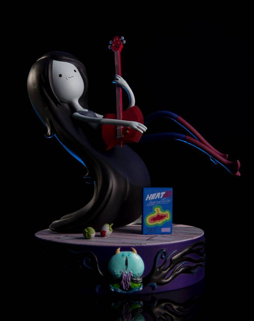 Mondo Marceline the Vampire Queen Statue Adventure Time