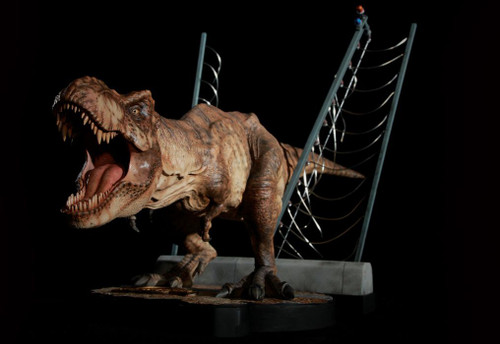 Chronicle Collectibles Jurassic Park Breakout T-Rex