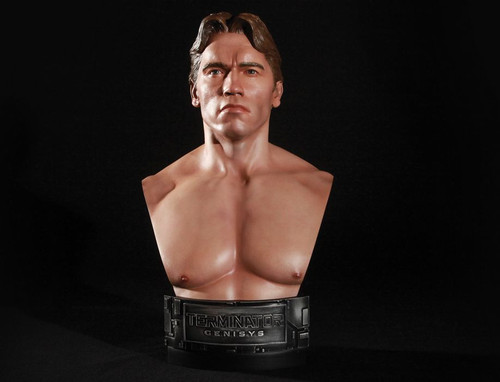Chronicle Collectibles 1984 Terminator Genisys 1:2 Scale Bust