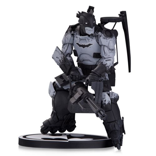 DC Collectibles Batman Black & White Statue by Kim Jung Gi