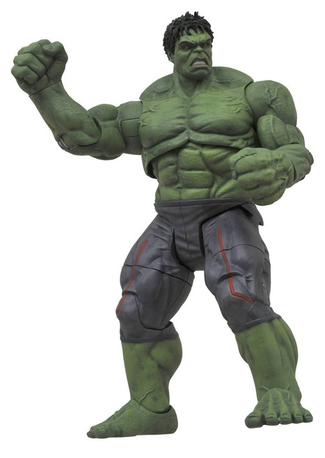 marvel select avengers age of ultron hulk action figure