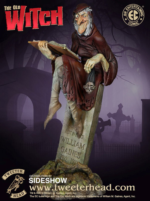 Tweeterhead The Old Witch Maquette