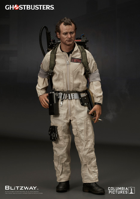 Ghostbusters Peter Venkman 1:6 Scale Figure