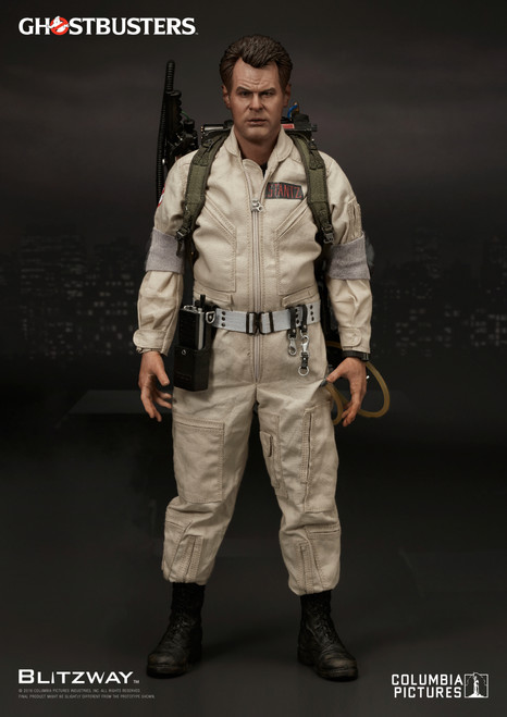 Ghostbusters Raymond Stantz 1:6 Scale Figure