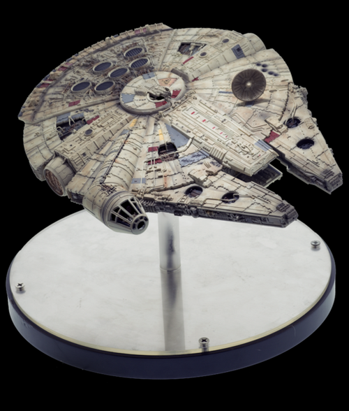 Star Wars Millennium Falcon Die-Cast Replica