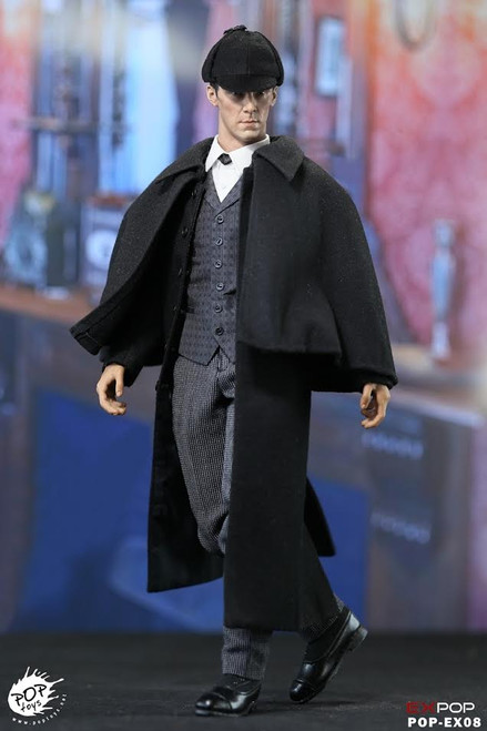 British Detective 1:6 Scale Figure
