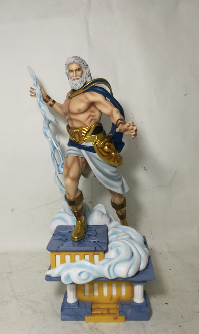 yamato fantasy figure gallery greek myth zeus 1:6 scale statue