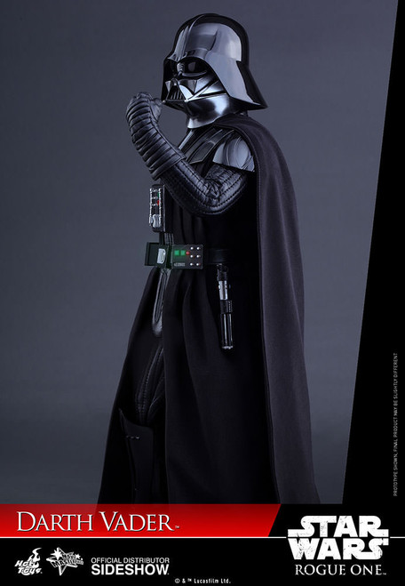 hot toys rogue one star wars story darth vader sixth scale figure
