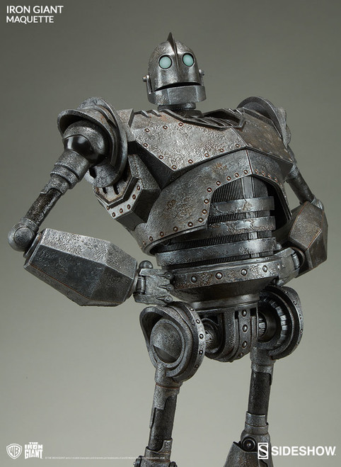 sideshow collectibles iron giant maquette