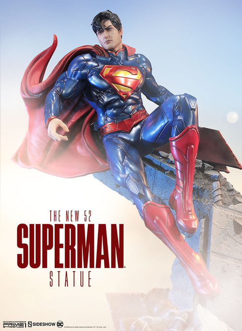 sideshow collectibles prime 1 studio superman statue