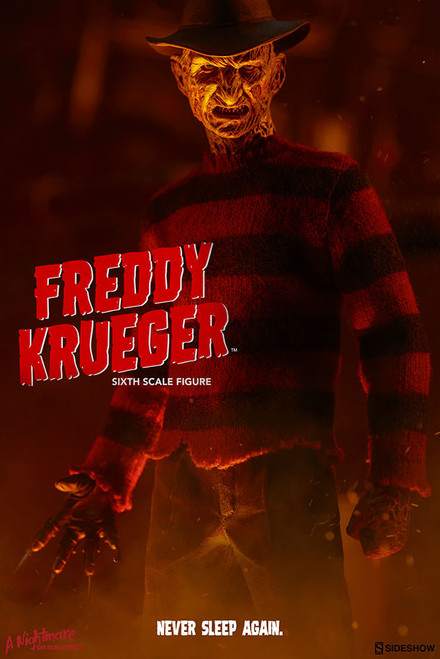 sideshow collectibles freddy krueger sixth scale figure