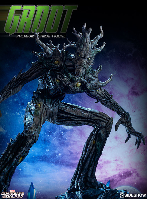 sideshow collectibles groot premium format figure