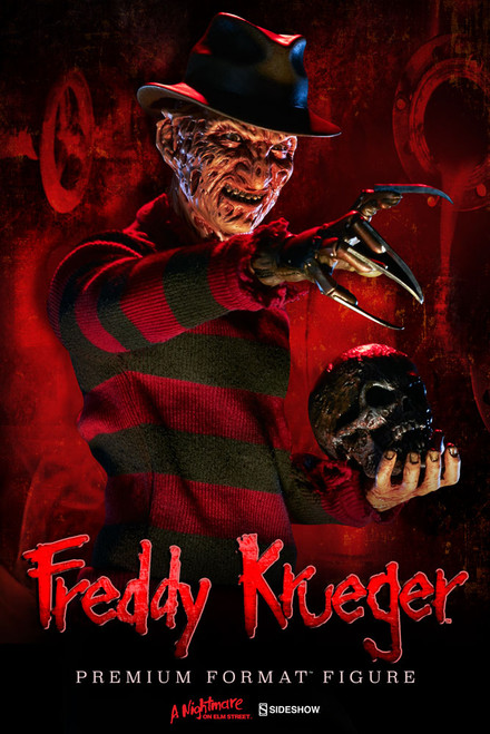 sideshow collectibles freddy krueger premium format figure