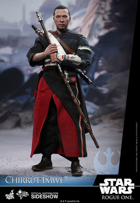 hot toys chirrut imwe 1/6 scale figure