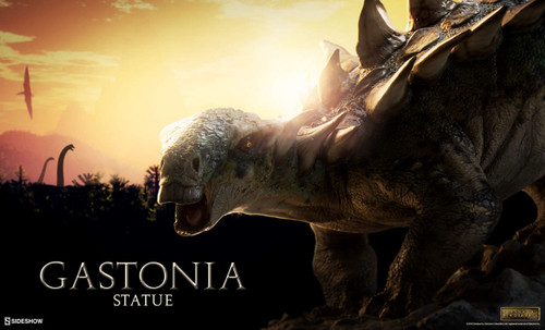 sideshow collectibles gastonia statue