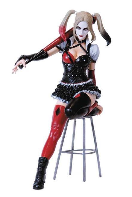 yamato fantasy figure gallery dc comics collection harley quinn 1/6 scale pvc figure