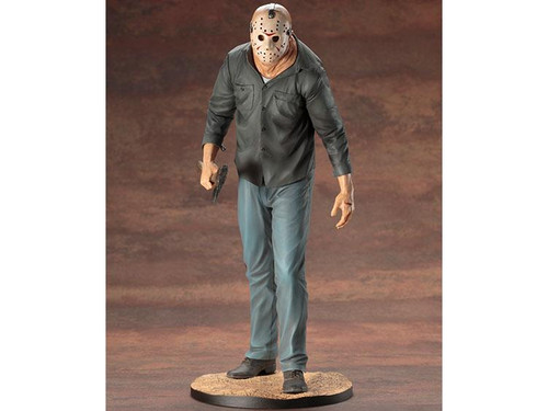 Friday the 13th Part III: Jason Voorhees ARTFX Statue