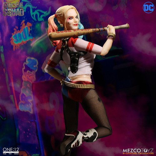 One:12 Collective Suicide Squad Harley Quinn-a