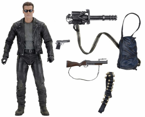 Terminator 2: Judgment Day 1/4 Scale Figure - T-800-b