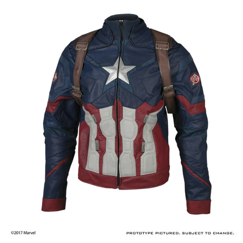anovos captain america civil war inspired jacket