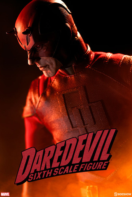 sideshow collectibles daredevil 1/6 scale figure