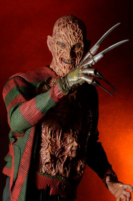 neca nightmare on elm street dream warriors 1/4 scale freddy krueger