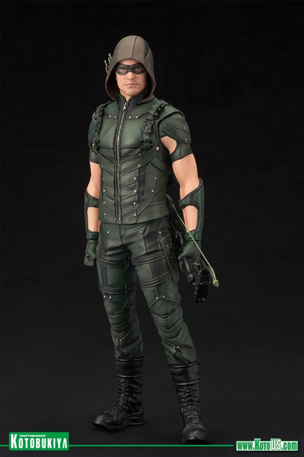 kotobukiya green arrow artfx+ statue