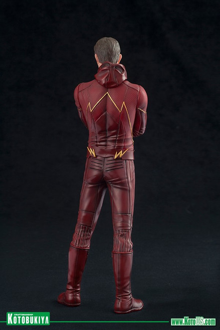 Kotobukiya Flash (TV Series) Flash ARTFX+ Statue-d