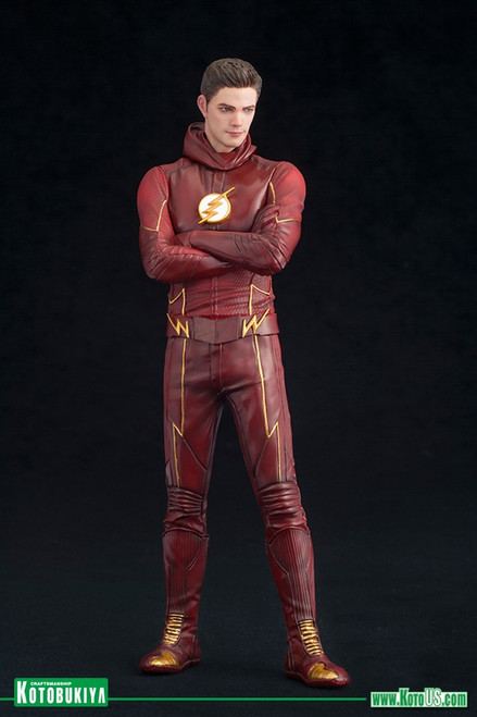 Kotobukiya Flash (TV Series) Flash ARTFX+ Statue
