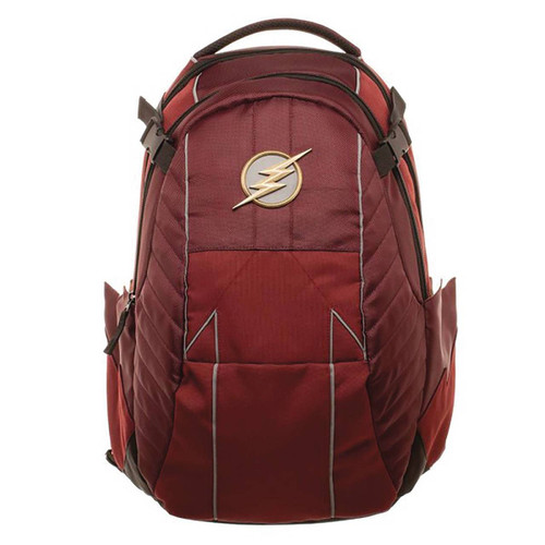 Bioworld Merchandising DC Comics Flash Suit-Up Backpack
