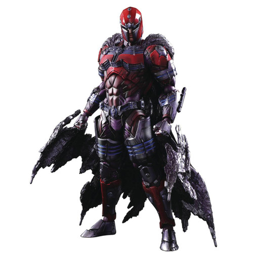 Square Enix Marvel Universe Magneto Variant Play Arts Kai Action Figure