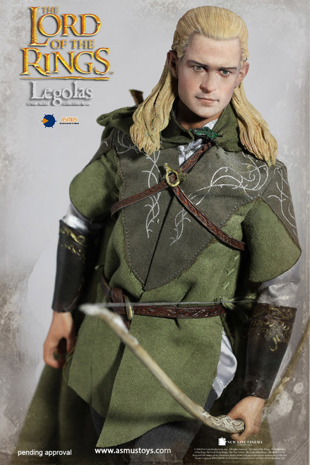 Asmus Toys The Lord of the Rings Series: Legolas 1:6 Scale Figure