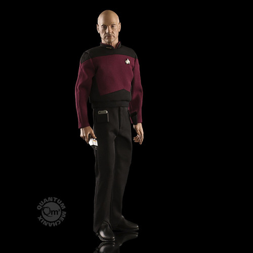 QMX Star Trek: TNG Picard 1:6 Scale Figure