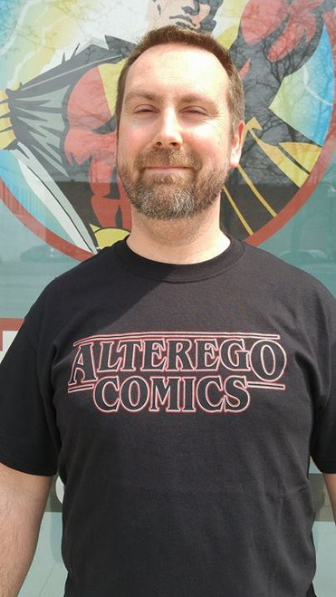 Alter Ego Comics T-Shirt-c