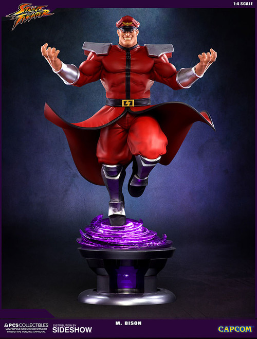 pop culture shock m bison statue
