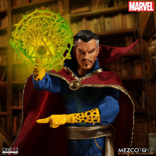 mezco toyz one 12 collective doctor strange