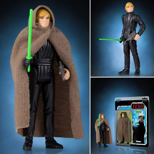 gentle giant return of the jedi luke skywalker jumbo figure