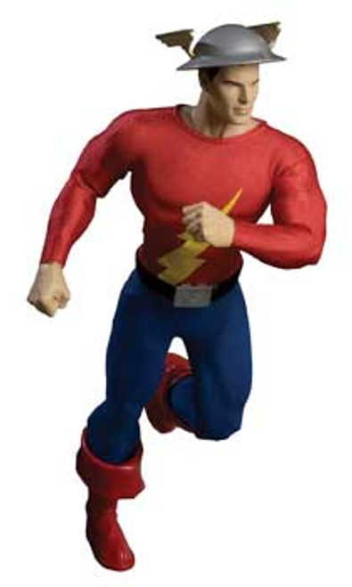 dc direct golden age flash sixth scale figure