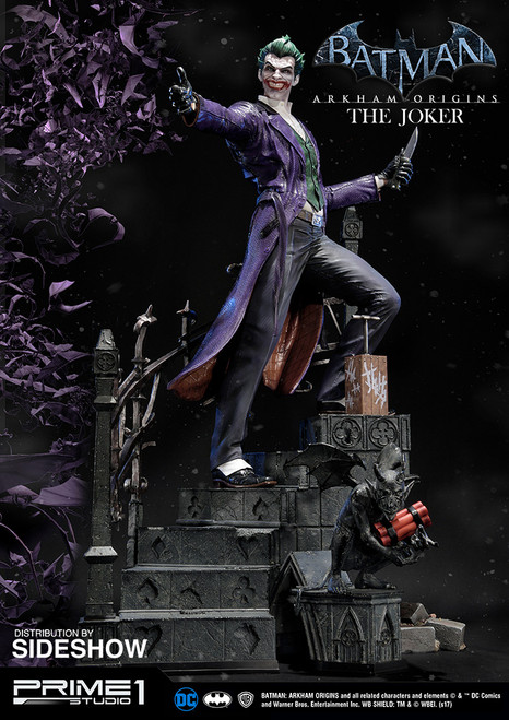 prime 1 studio batman arkham origins the joker statue2