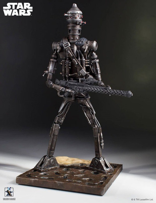 gentle giant ig-88 collectors gallery statue