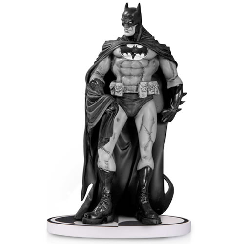 batman black white statue eduardo risso second edition