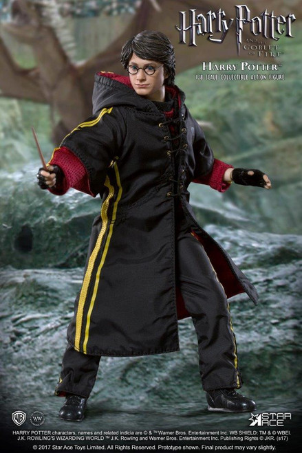 star ace harry potter tri wizard tournament figure