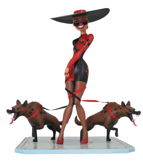 Batman The Animated Series Premier Collection: Harley's Holiday Statue