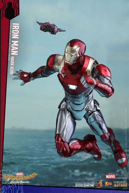 Iron Man Mark Xlvii One Sixth Scale Figure Alter Ego Comics