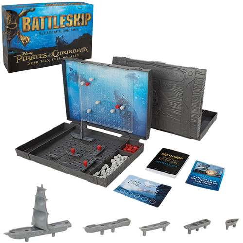 Yahtzee Pirates of the Caribbean (Battle Yahtzee) | USAopoly