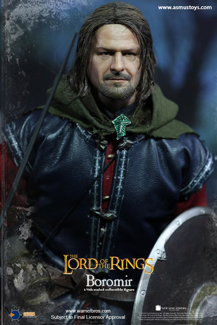 The Lord of The Rings Boromir 1:6 Scale Figure