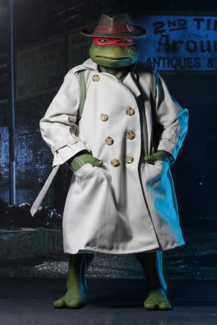 Teenage Mutant Ninja Turtles (1990 Movie) Raphael Disguise 1:4 Scale Figure (54065 )
