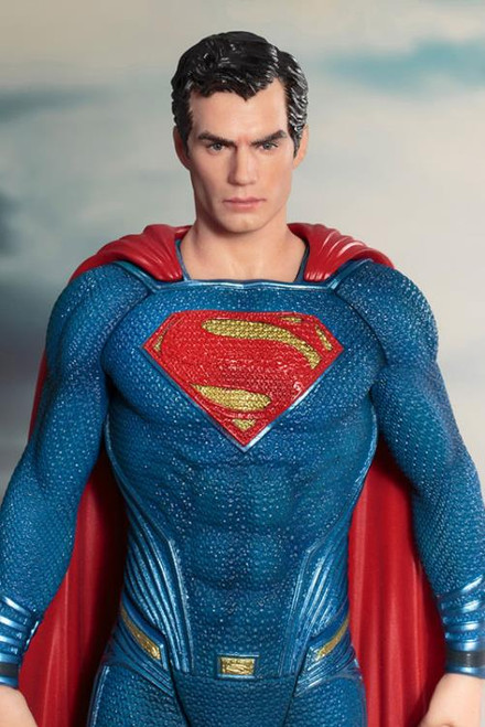 Justice League Superman ARTFX+ Statue