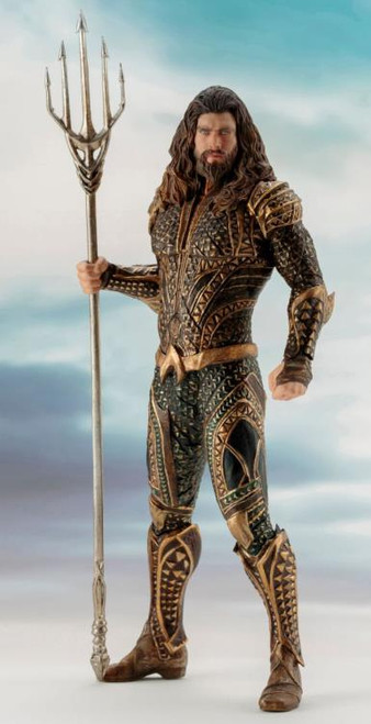 Justice League Aquaman ARTFX+ Statue