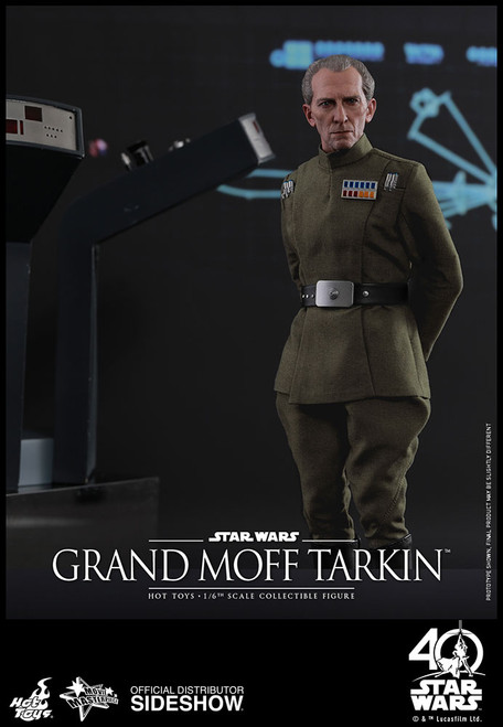 Grand Moff Tarkin 1:6 Scale Figure